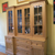 Oak Display Dresser