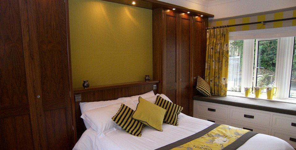 Matthew James Furniture Bespoke Fitted Bedrooms